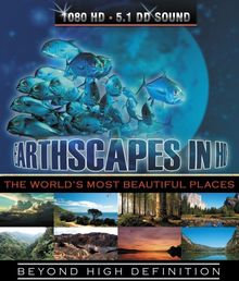 Earthscapes: The world's most beautiful places [Blu-ray]