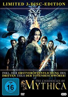 The Chronicles of Mythica (Limited 3-Disc-Edition) [3 DVDs]