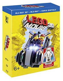 The lego movie (2D+3D) [3D Blu-ray] [IT Import]