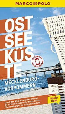 MARCO POLO Reiseführer Ostseeküste Mecklenburg-Vorpommern: Reisen mit Insider-Tipps. Inkl. kostenloser Touren-App