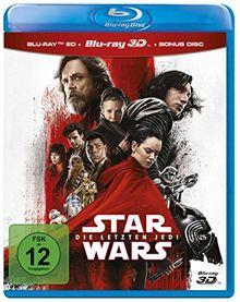 Star Wars: Die letzten Jedi (+ Blu-ray 2D + Bonus-Blu-ray)