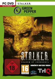 S.T.A.L.K.E.R. - Shadow of Chernobyl [Green Pepper]