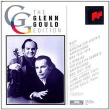 The Glenn Gould Edition: Bach