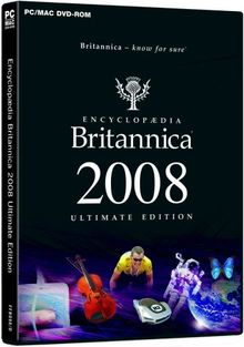 Encyclopaedia Britannica 2008 Ultimate Edition