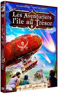 Les aventuriers de l'île au trésor : le mystère