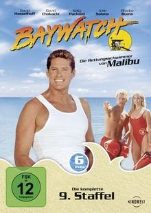 Baywatch - Die komplette 09. Staffel [6 DVDs]