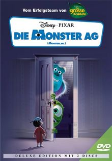 Die Monster AG - Deluxe Edition (2 DVDs) [Deluxe Edition]