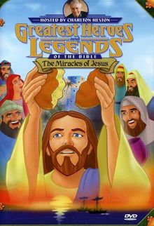 Miracles Of Jesus [DVD] [Region 1] [NTSC] [US Import]