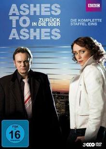 Ashes to Ashes - Zurück in die 80er, Die komplette Staffel Eins [3 DVDs]