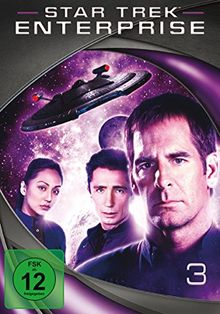 Star Trek - Enterprise/Season-Box 3 [7 DVDs]