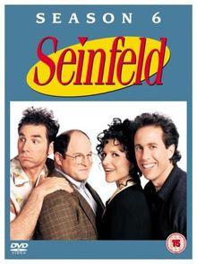 Seinfeld - Season 6 [4 DVDs] [UK Import]