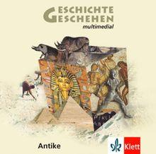 Geschichte und Geschehen multimedial: Antike