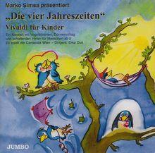 Die Vier Jahreszeiten-Vivaldi für Kinder