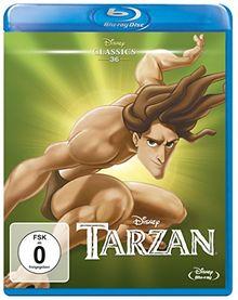Tarzan - Disney Classics 36 [Blu-ray]