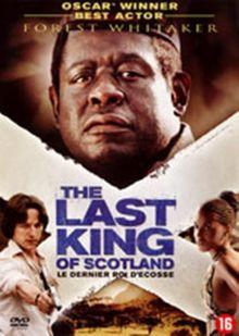 MOVIE LAST KING OF SCOTLAND