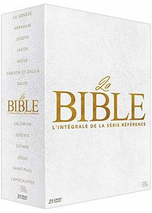 Coffret intégrale la bible