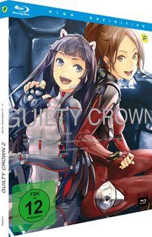 Guilty Crown - Vol. 2 [Blu-ray]