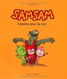 SamSam, Tome 2 : Copain pour la vie !