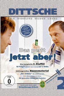 Dittsche/Das perlt jetzt aber! - 2. Staffel [2 DVDs]