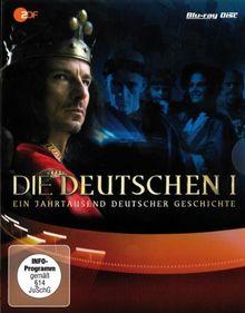Die Deutschen, Staffel I (5 Blu-rays im Geschenkschuber zum Vorzugspreis) Gesamtlänge: 450 Min.