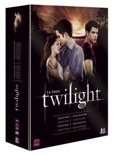 Coffret twilight 1 à 4