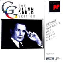 The Glenn Gould Edition: Beethoven Piano Sonatas Vol. I