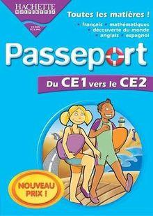 Passeport CE1 / CE2 2005 [Import]