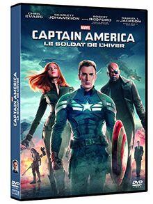 Captain america : le soldat de l'hiver [FR Import]