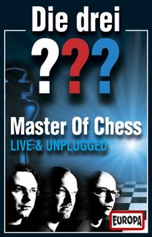 Die drei ??? - Master Of Chess (Live & Unplugged)
