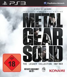 Metal Gear Solid - The Legacy Collection 1987 - 2012