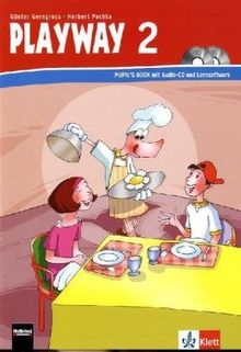 Playway to English - Neubearbeitung. ab Klasse 1: Playway ab Klasse 1. Pupil's Book 2. Schuljahr