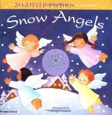 Snow Angels (Glitter Tattoos)