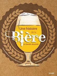 Une histoire de la bière en bande dessinée
