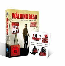 The Walking Dead - Die komplette vierte Staffel - UNCUT & EXTENDED - Tattoo Fan-Version - limitiert [Blu-ray]