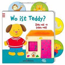 Zieh mal - Schau mal! Wo ist Teddy?