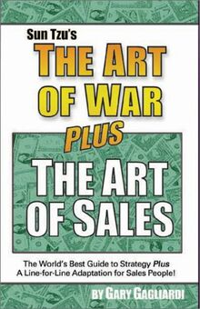 The Art of War and the Art of Sales