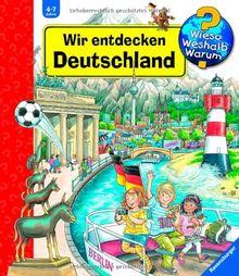 Wieso?Weshalb?Warum?-Sonderband: Wir entdecken Deutschland