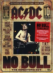 AC/DC - No Bull: The Directors Cut [Director's Cut]