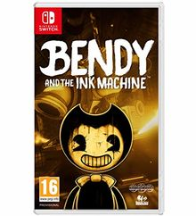 Bendy Ink Machine Switch