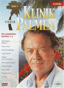Klinik unter Palmen - Box 1, Staffeln 1-4 (6 DVDs)
