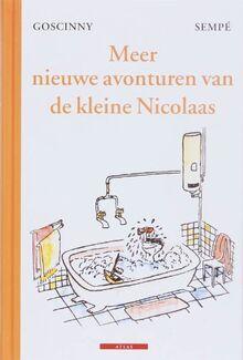 Meer nieuwe avonturen van de kleine Nicolaas / druk 1