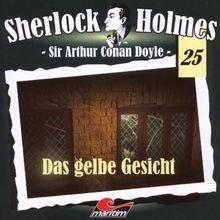 Sherlock Holmes, Vol. 25: Das gelbe Gesicht