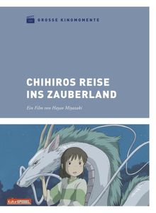 Chihiros Reise ins Zauberland - Große Kinomomente