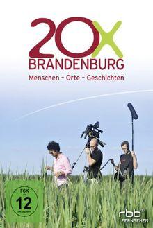 20 x Brandenburg - Menschen, Orte, Geschichten [3 DVDs]
