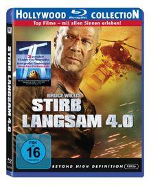 Stirb Langsam 4.0 [Blu-ray]