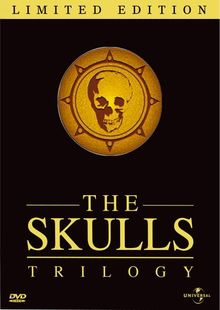 The Skulls Trilogy [Limited Edition] [3 DVDs]