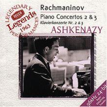 Klavierkonzert 2 und 3