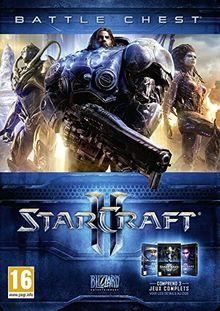 Battlechest Tri Starcraft II