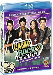 Camp rock 2 [Blu-ray] [FR Import]