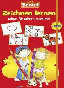 Scout Zeichnen Lernen Schritt Fur Schritt Mach Mit Von Julia Breitenoder